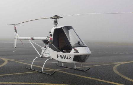 Volta Helicopter